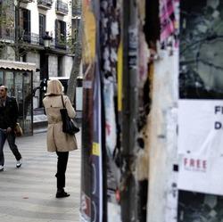 #LaRambla #ElRavalSud #BarriGòtic #CiutatVella