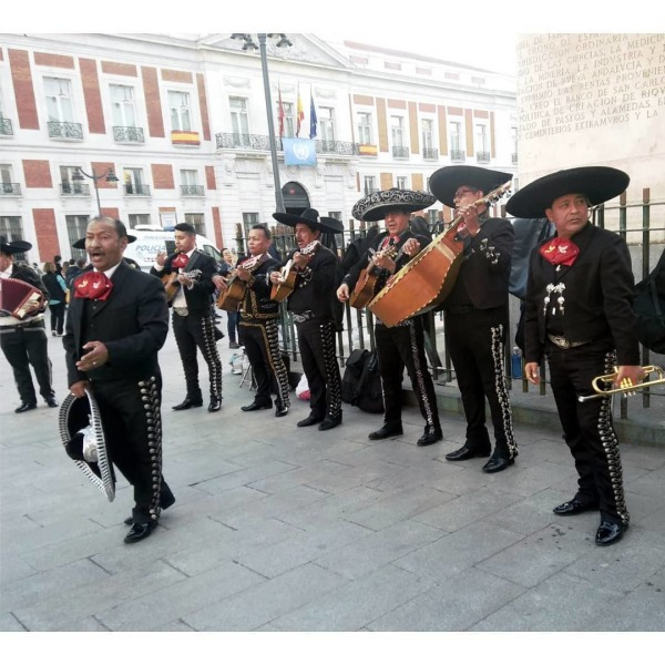 #Mariachis! in #Madrid #Spain #EuropeanUnion #LGK1