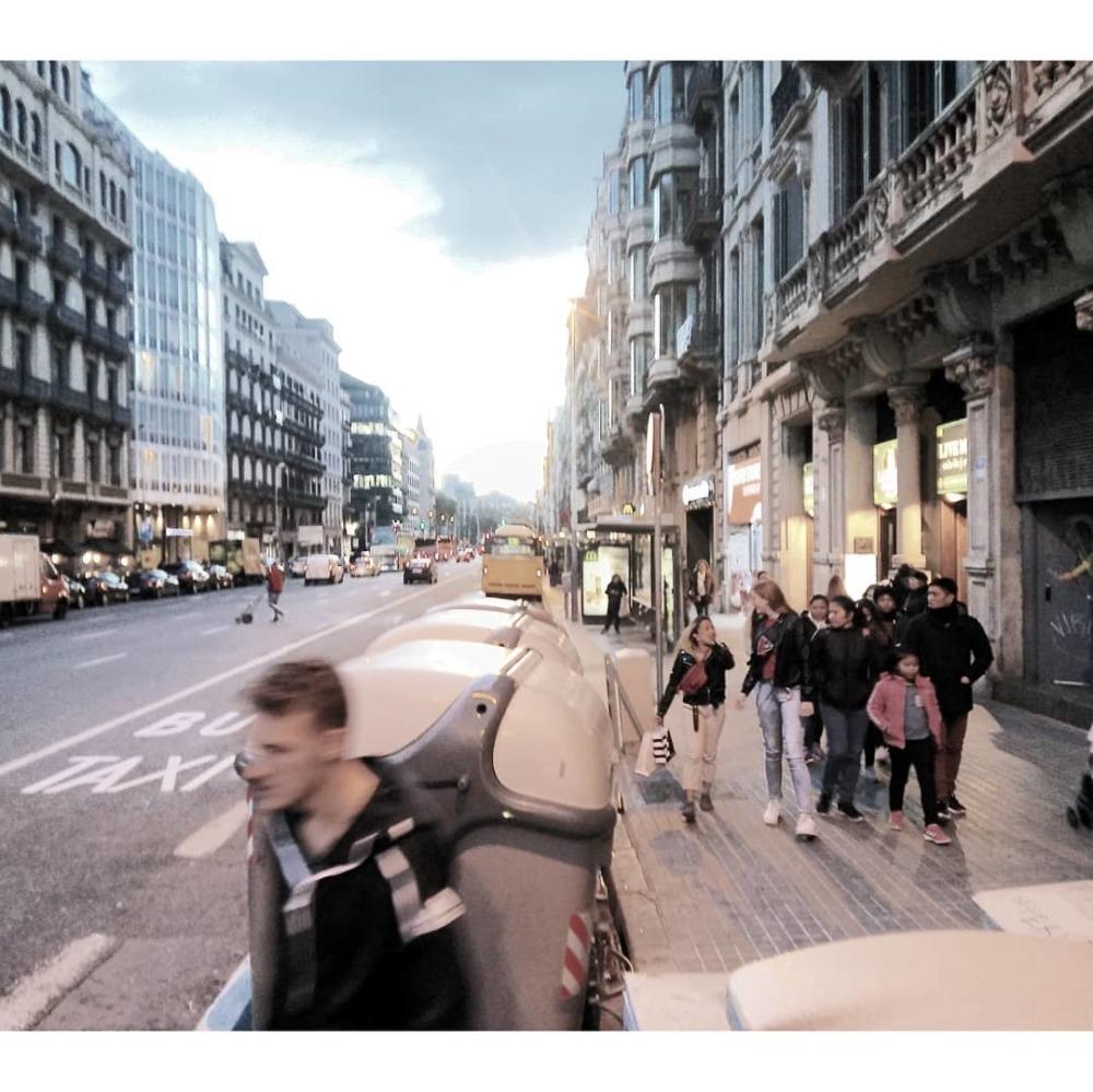 #EixampleEsquerra #Barcelona #Catalunya #España #E