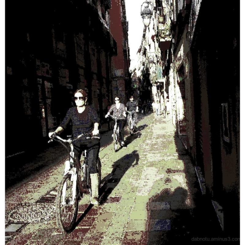 #CarrerDeSantPau #ElRavalSud #CiutatVella #EU
