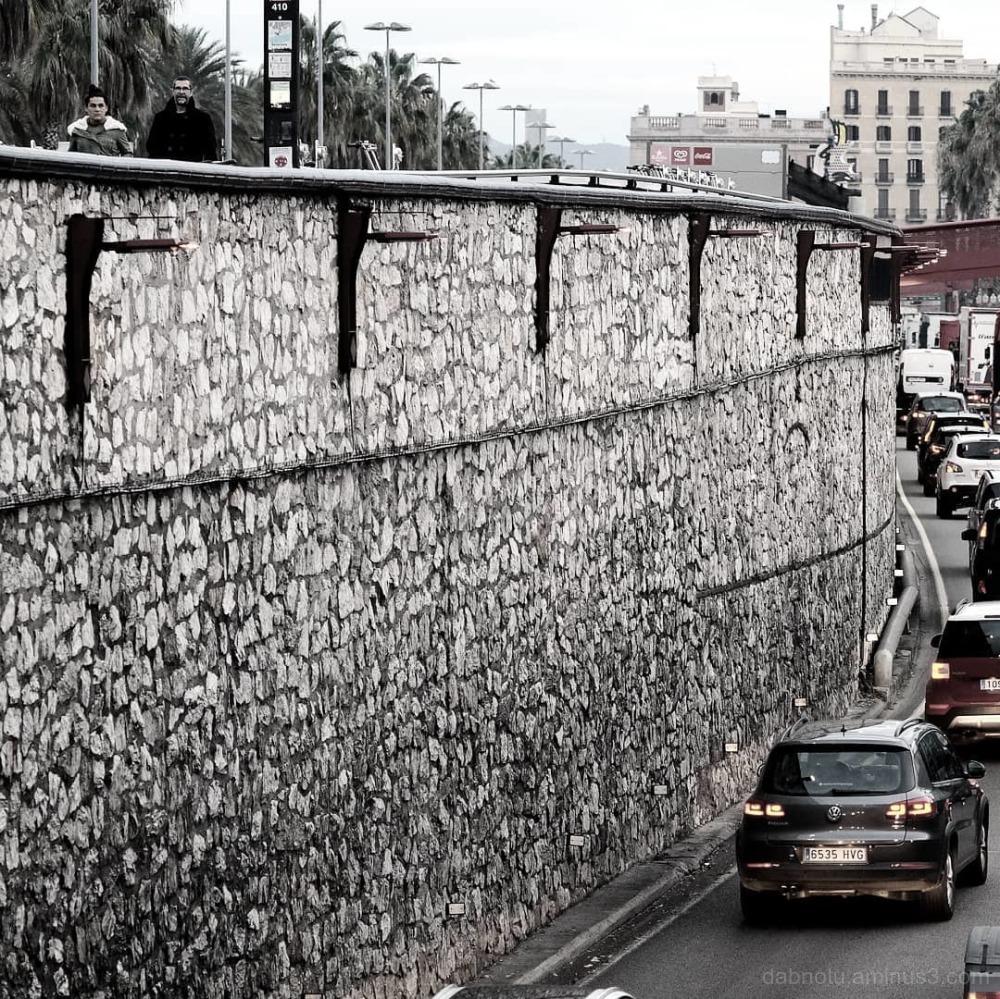 #PasseigDeColom #RondaLitoral #CiutatVella #EU