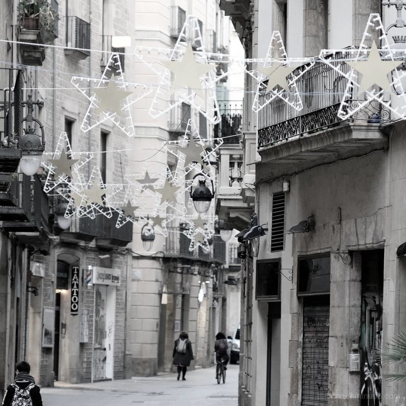 #CarrerDeJaumeI #BarriGòtic #CiutatVella #Barcelon