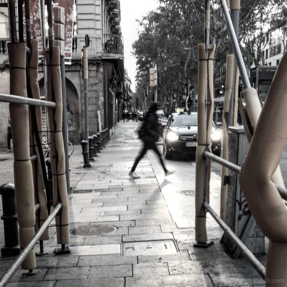 #LaRambla #BarriGòtic #CiutatVella #Barcelona #Esp
