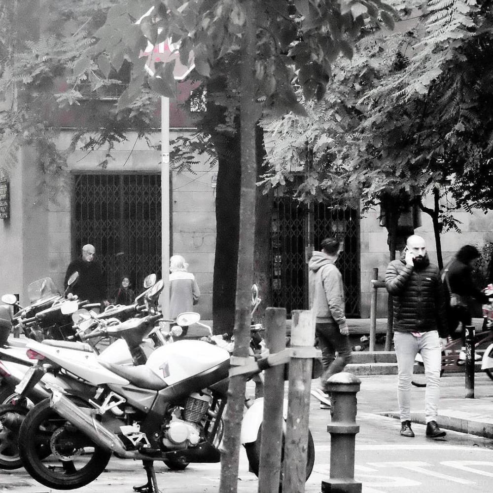 #ElRavalSud #CiutatVella #Barcelona #Catalunya #Eu