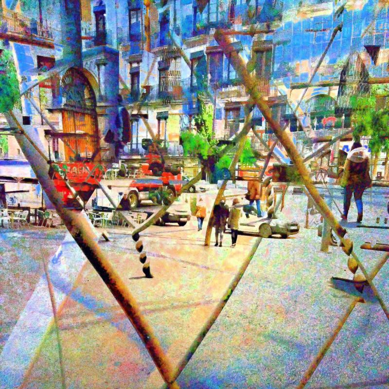 #BarriGòtic #Barcelona #Catalonia #Spain #Europe.