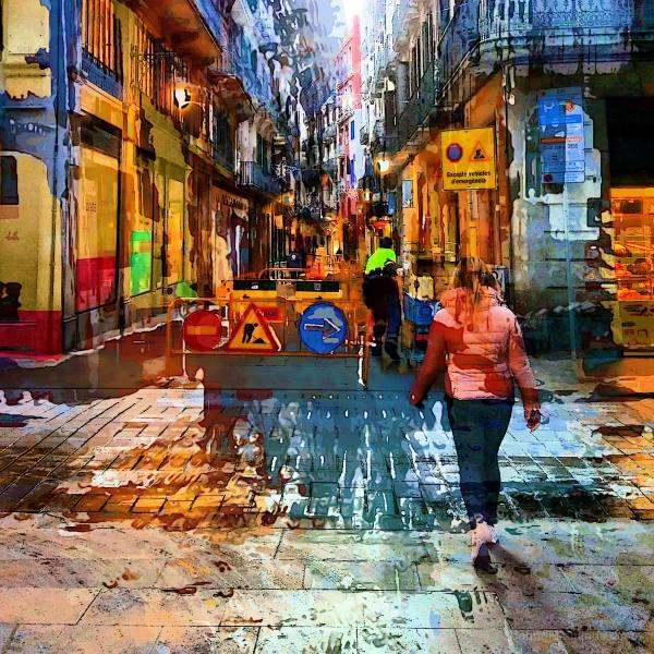 #BarriGòtic #Barcelona #Catalonia #Spain #Europe