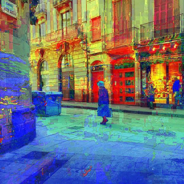#ElRaval #Barcelona #Catalonia #Spain #Europe #Dou