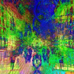 #LaRambla #Barcelona #Catalonia #Spain #Europe.