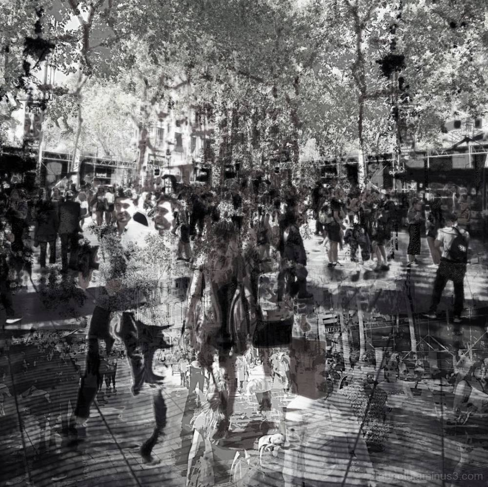 LaRambla #CiutatVella #Barcelona #Catalonia #Spain