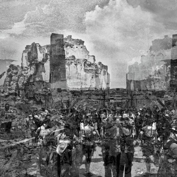 #BelchiteViejo #Aragón #España #Europa #Ruins