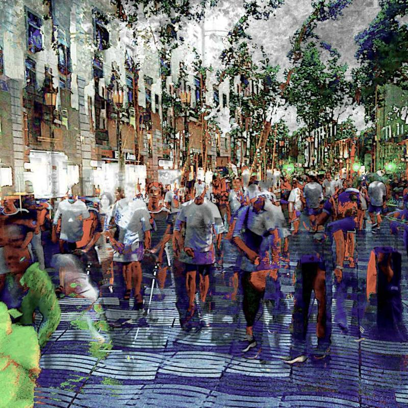 #LaRambla #CiutatVella #Barcelona #Catalunya
