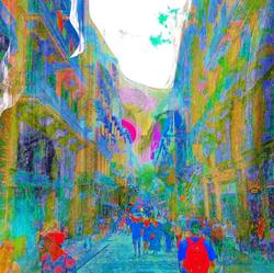 #CarrerFerran #BarriGòtic #CiutatVella #Barcelona