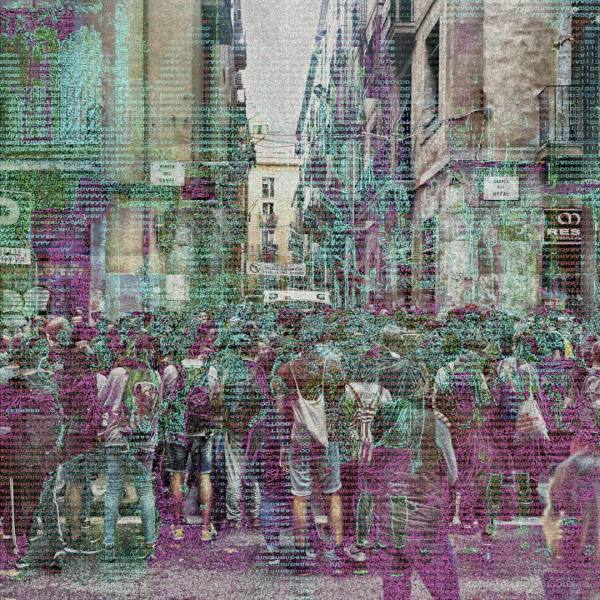 #CarrerDeSantMartí #ElRavalSud #CiutatVella #EU