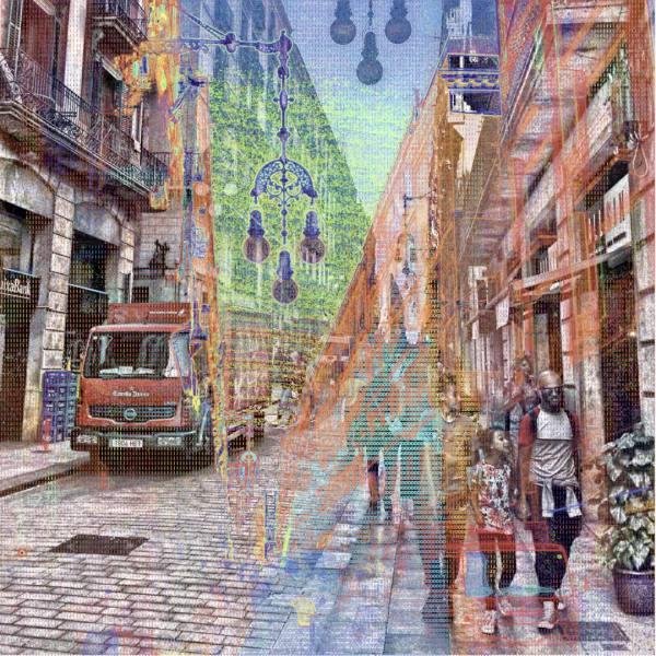#CarrerDeFerran #BarriGòtic #CiutatVella #EU