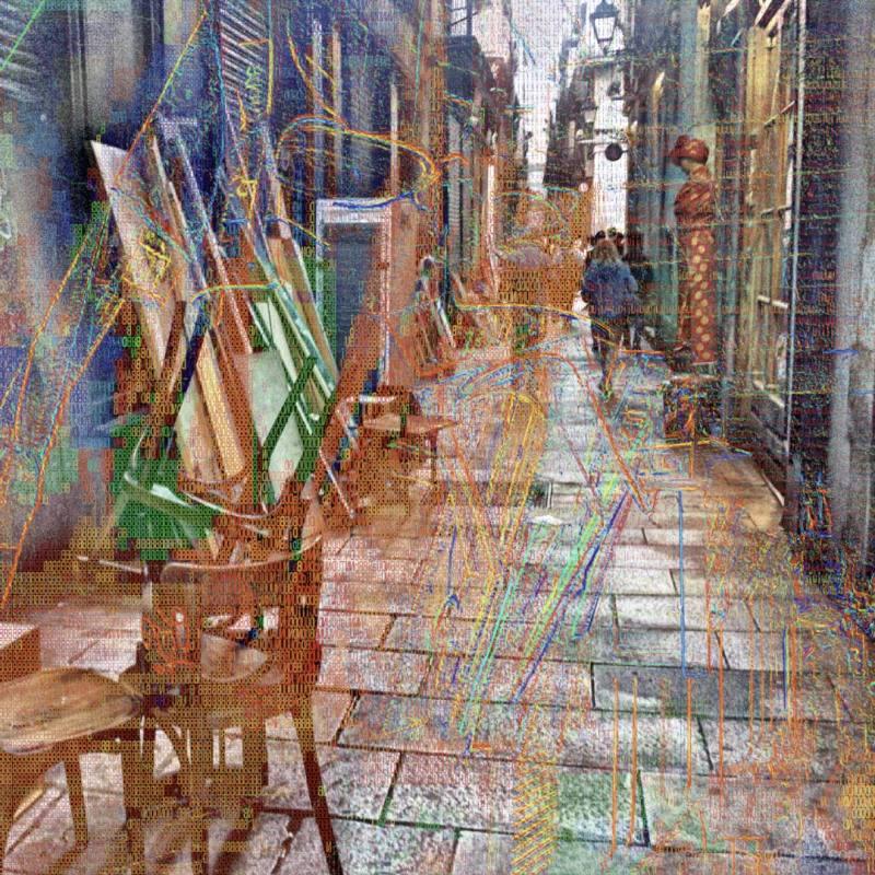 #CarrerDeRauric #BarriGòtic #CiutatVella #EU