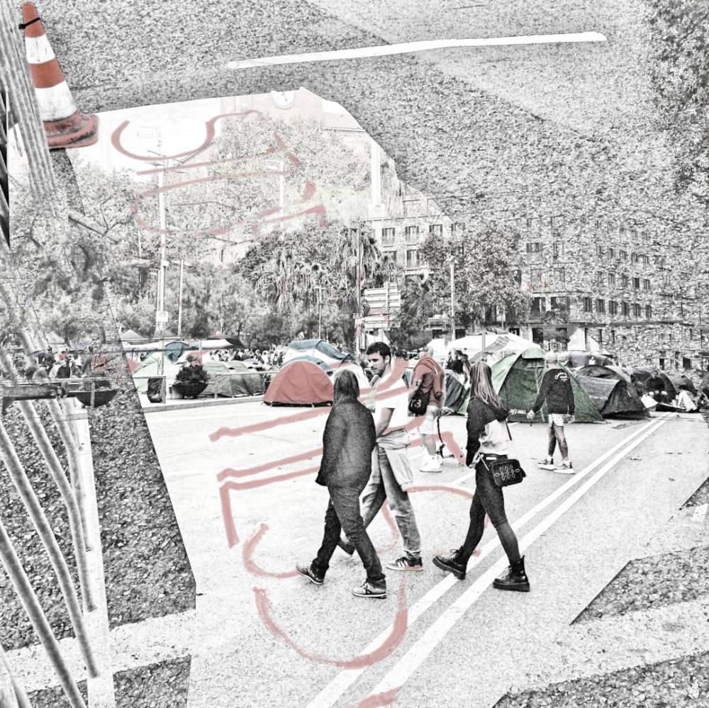 #PlaçaDeLaUniversitat #SantAntoni #ElRavalNord #EU