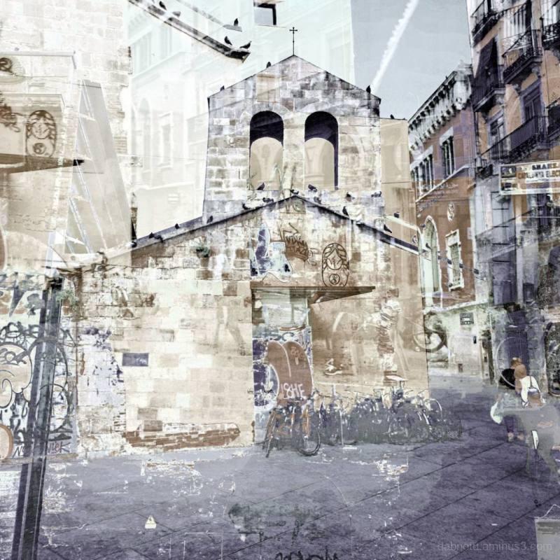 PlaçaDelPedró #ElRavalNSud #CiutatVella #Barcelona