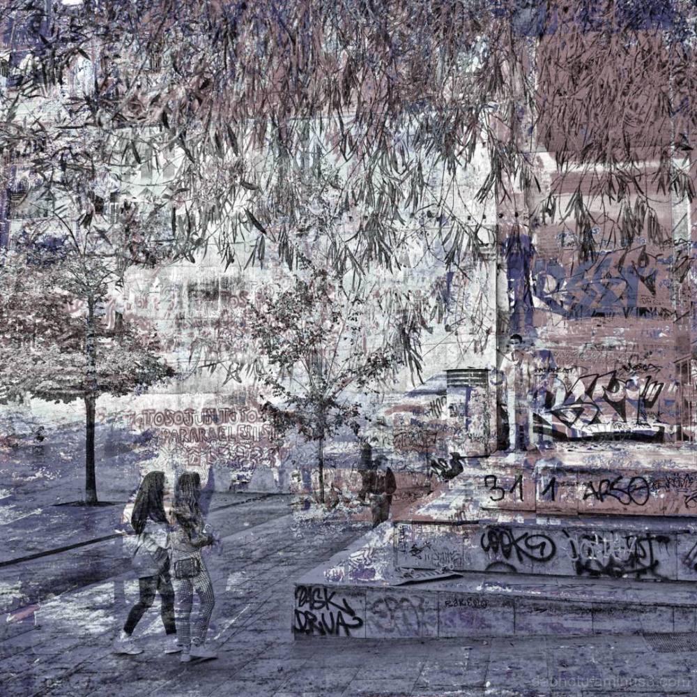 #PlaçaDeJoanCoromines #ElRaval #CiutatVella #EU