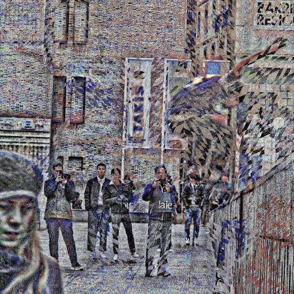#PlaçaDelsAngels #BarriGòtic #CiutatVella #Europe