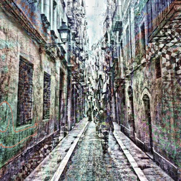 #CarrerDEnRoig #ElRaval #CiutatVella #Barcelona