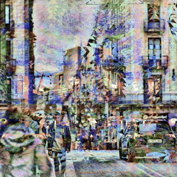#CarrerDeJaumeI #BarriGòtic #CiutatVella #Europe