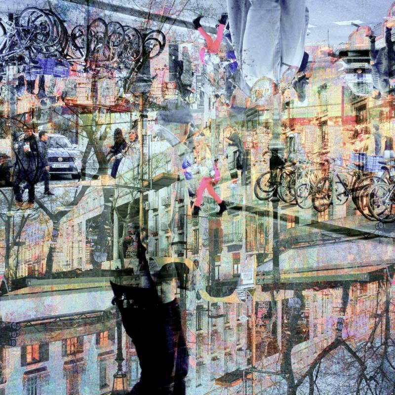 #LaRambla #BarriGòtic #ElRaval #CiutatVella #EU