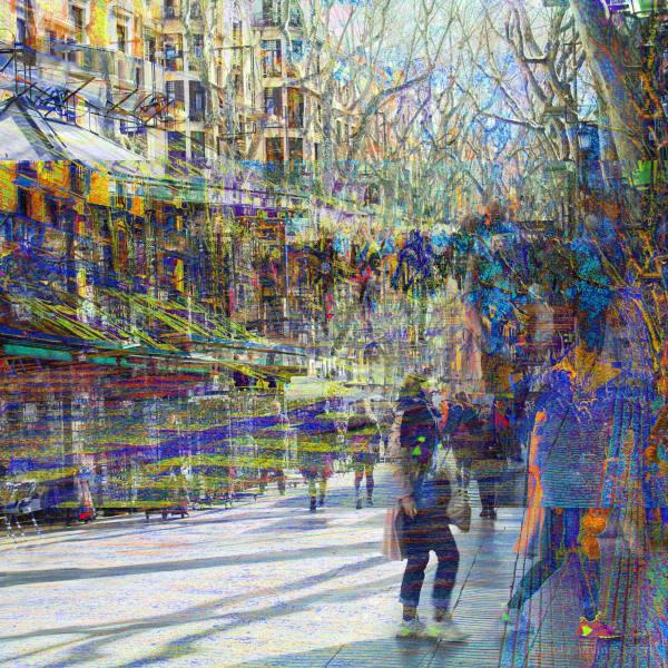 #LaRambla #ElRaval #CiutatVella #Barcelona #EU