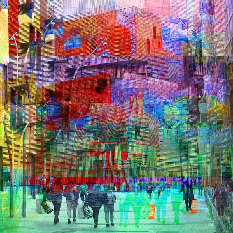 #PlaçaDeLaGardunya #ElRaval #CiutatVella #Europe