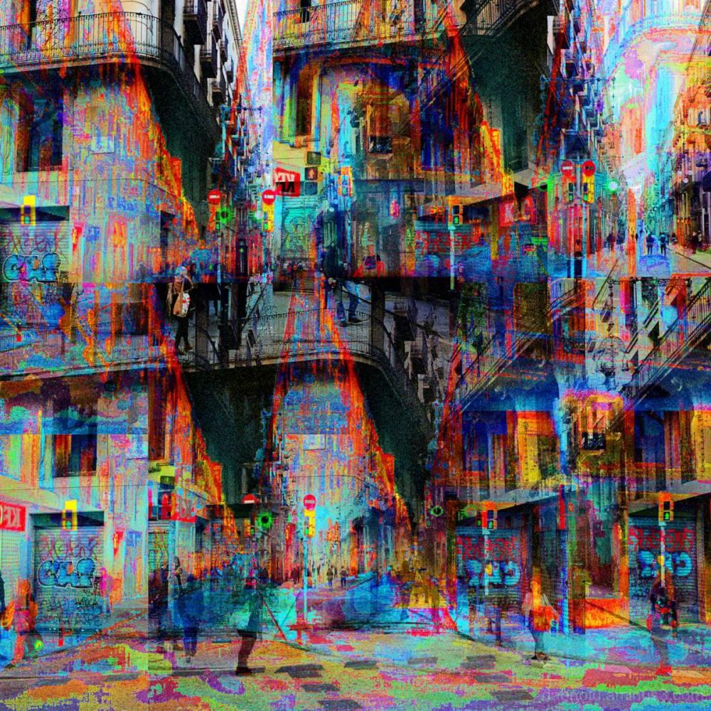 #LaRambla #CarrerDeFerran #BarriGòtic #CiutatVella
