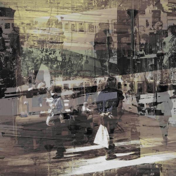 A scene in Vilassar de Dalt, Catalunya, España.