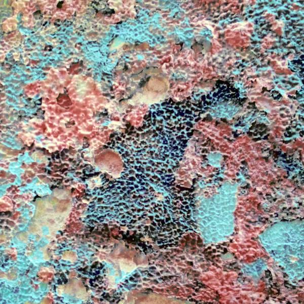 Abstract texture detail in Barcelona, España, EU.