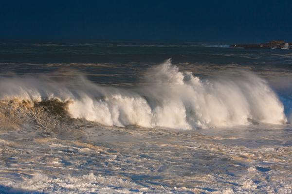 Storm at Hermanus