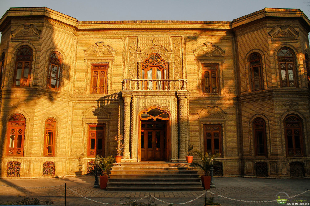 Abgineh Museum