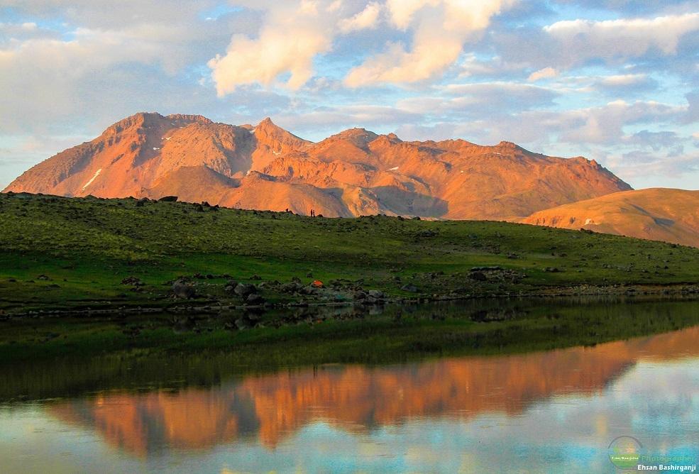 kasra Mount 4600m