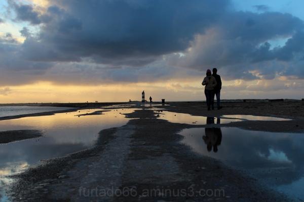 Depois da tempestade ... o passeio