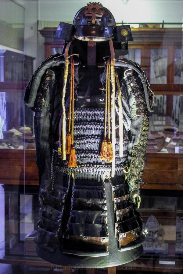 Fato de Samurai