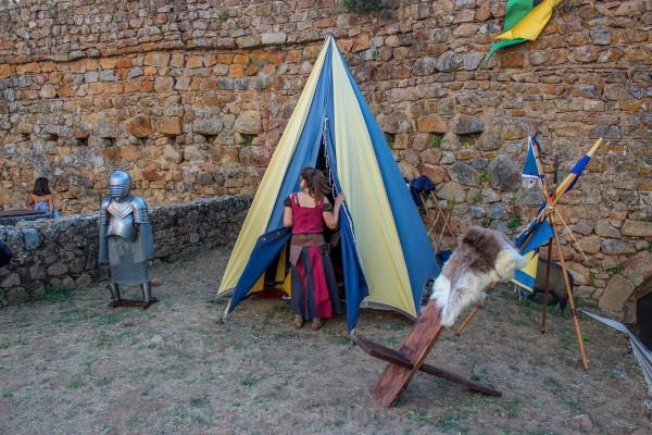 Tenda medieval