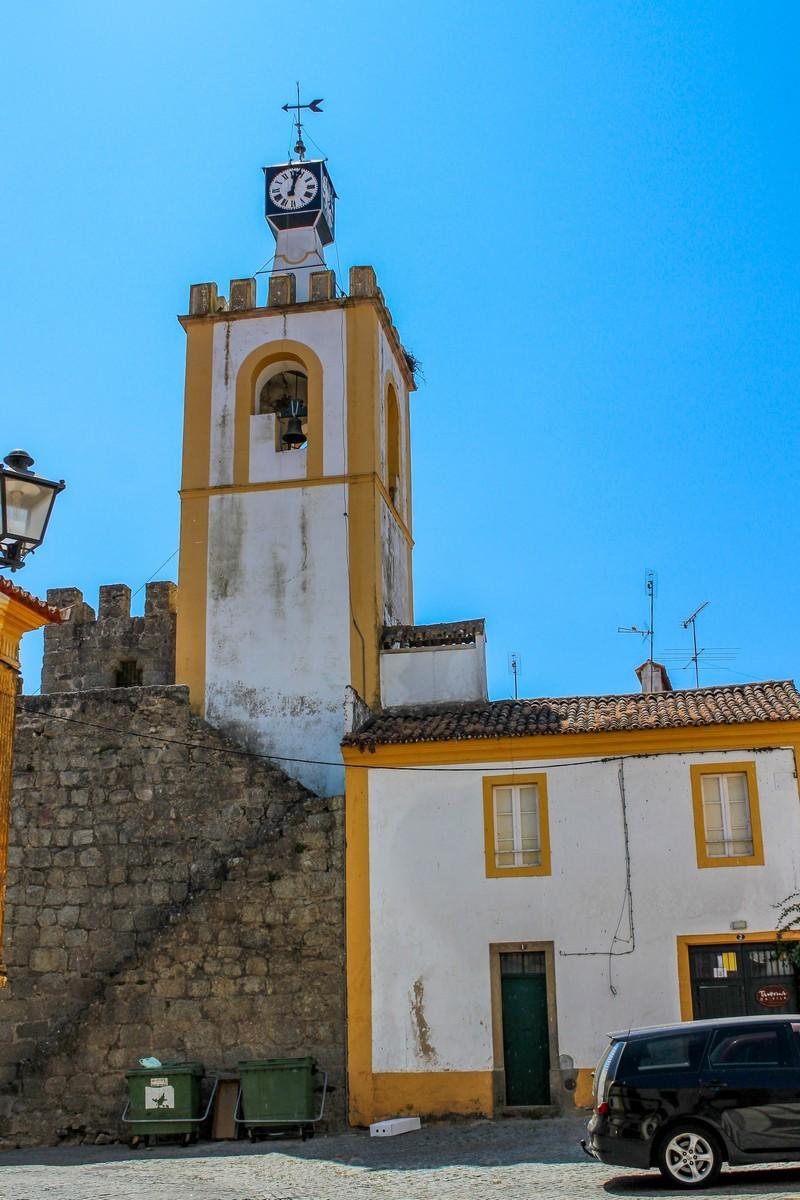 Torre do sino e do relógio