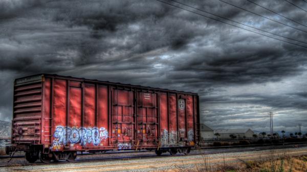 :: Lost Train Car ::