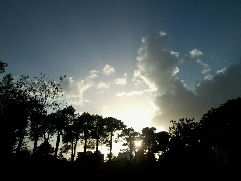 beutiful clouds