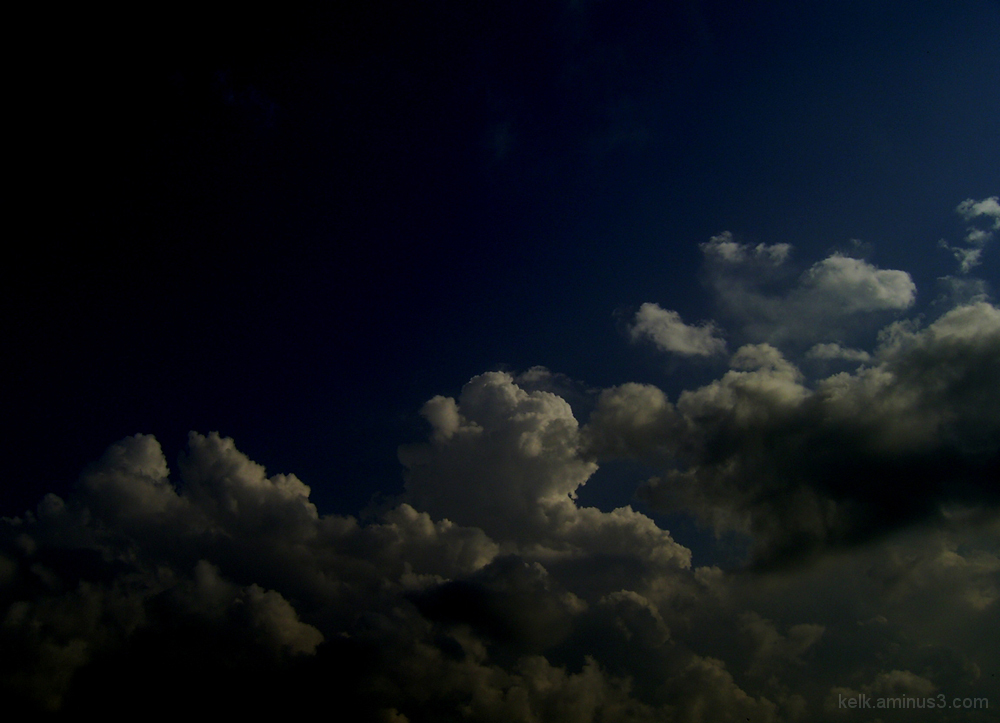 ابر و آسمان