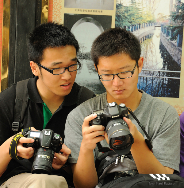 Nikon or Canon?