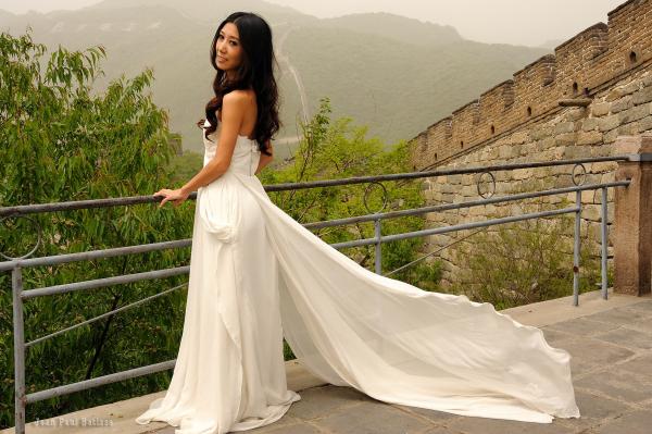 Bride in White 2