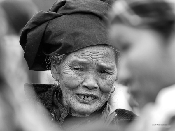North Vietnam 1A bw
