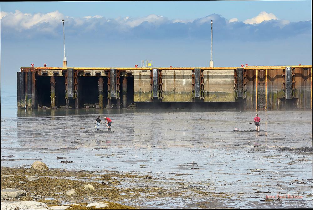 Low tide at Trois-Pistoles 2