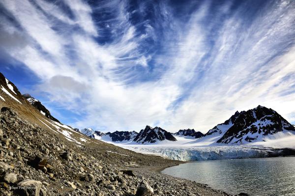 Ciel et glace