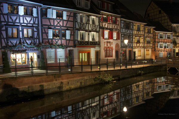 Un soir à Colmar