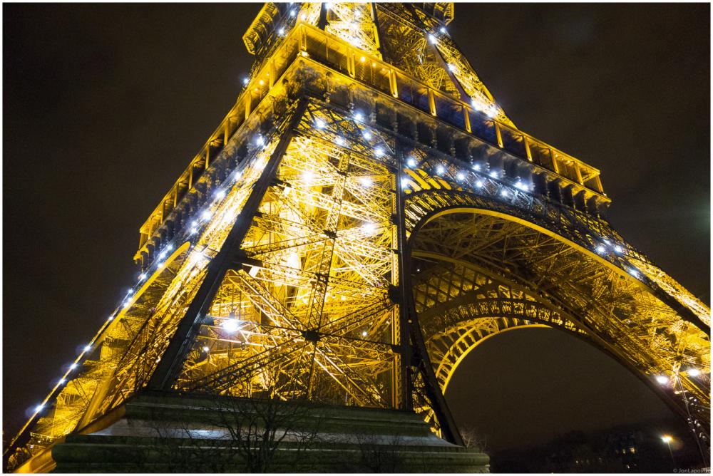 Eiffel's bright side