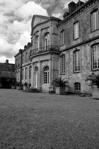 L'hôtel de Beaumont de Valognes
