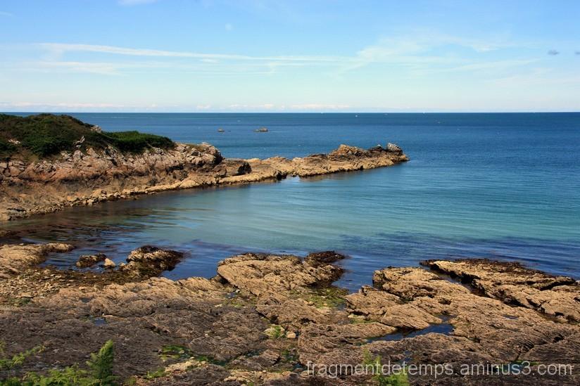 La baie de Quervière